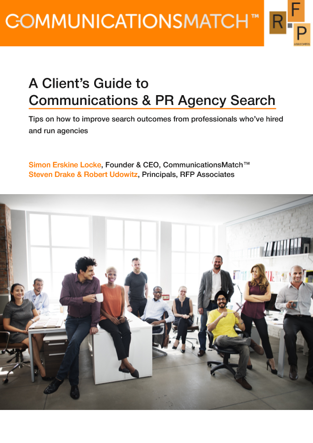 Guide to PR Agency Search