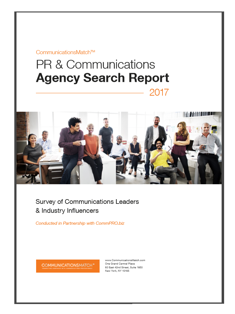 Agency Search Research Report
