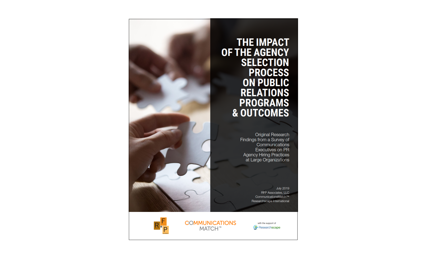 PR Agency Research Report