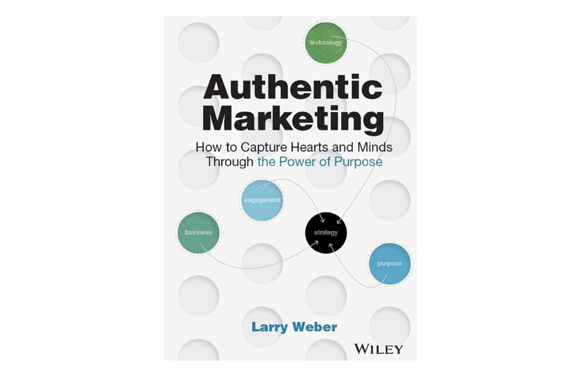 Authentic Marketing Book